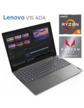 NOTEBOOK RYZEN 5 LENOVO V15...